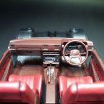 タミヤ 1/24 トヨタ セリカXX 2800GTの製作【6】内装の製作