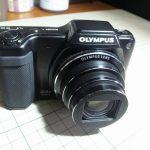 新しいデジタルカメラを購入しました【OLYMPUS STYLUS SZ-15】