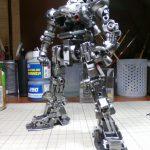 バンダイ 1/100 MG ケンプファーの製作【14】全パーツ塗装完了
