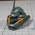 バンダイ 1/100 MG ギラ・ドーガの製作【2】素組み開始