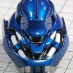 バンダイ 1/100 MG ギラ・ドーガの製作【20】動力パイプの取付3